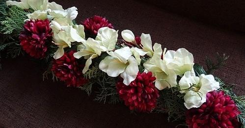 Stroiki Na Cmentarz Ze Sztucznych Kwiatów Porady Diy Zrobisz To Sam